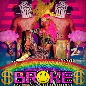 $ Broke $
