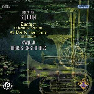 Antoine Simon: Quartet in Sonatina Form, 22 Little Pieces for Ensemble