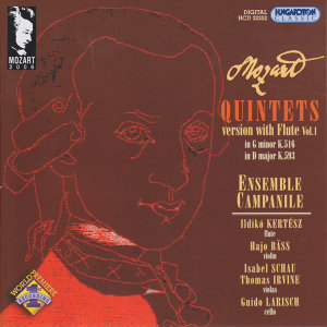 Quintets Version with Flute Vol. 1