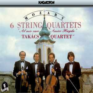 The Six String Quartets Dedicated to Joseph Haydn