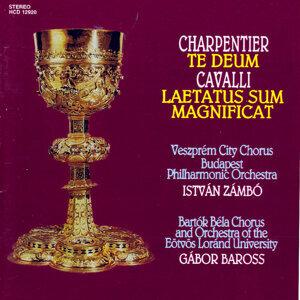 Charpentier: Te deum, Cavalli: Laetaus sum magnificat