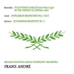Borodin, Liszt & Enesco