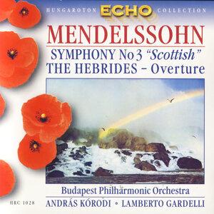 Mendelssohn: Symphony No.3 'Scottish', The Hebrides - overture