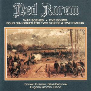 Rorem: War Scenes / Four Dialogues