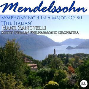 """Mendelssohn: Symphony No.4 in A major Op.90 """"The Italian"""""""