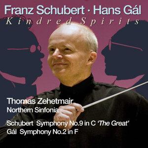 Kindred Sprits: Schubert: Symphony No. 9 - Gál: Symphony No. 2