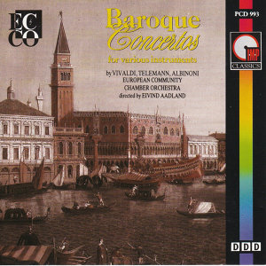 Baroque Concertos -for various instruments-