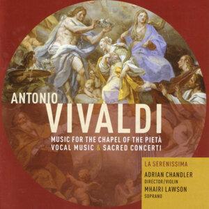Vivaldi: Music for the Chapel of the Pietà