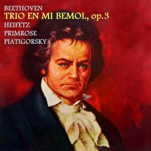Trio En Mi Bemol, Op 3