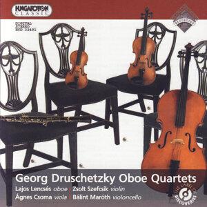 Georg Druschetzky: Oboe Quartets