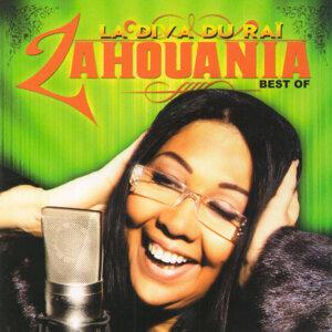 La Diva du Raï Zahouania : Best Of