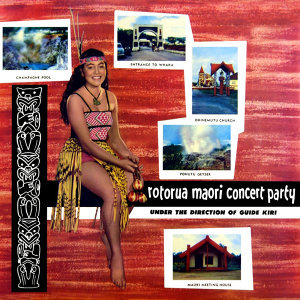 Rotorua Maori Concert Party
