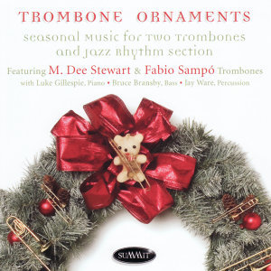 Trombone Ornaments
