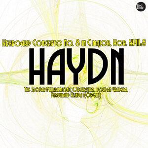 Haydn: Keyboard Concerto No. 8 in C major, Hob. XVIII:8