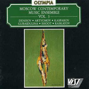 Music Contemporary Musica Ensemble, Vol.3