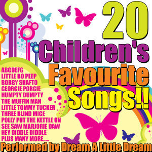 20 Children's Favourite Songs!!
