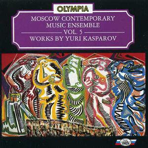 Music Contemporary Musica Ensemble, Vol.5. Music of Yuri Kasparov