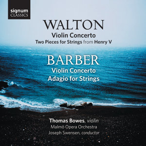 Walton & Barber: Violin Concertos & Works for Strings