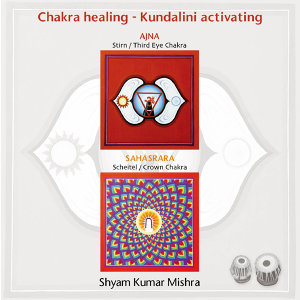 Chakra Healing-Kundalini Activating Cd4