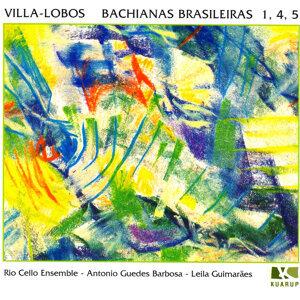 Villa-Lobos : Bachianas Brasileiras 1, 4, 5