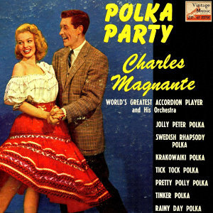 Vintage Dance Orchestras No. 134 - EP: Accordion And Polka Party