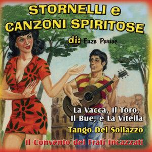 Stornelli e canzoni spiritose di: Enzo Parise