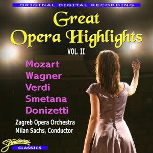Great Opera Highlights Vol. 2
