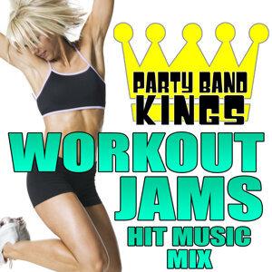 Workout Jams - Hit Music Mix