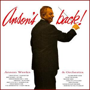 Anson's Back!