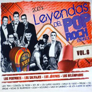 Leyendas Del Pop Rock Español Vol.6