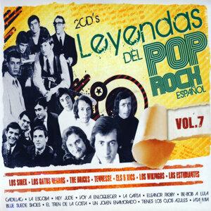 Leyendas Del Pop Rock Español Vol.7