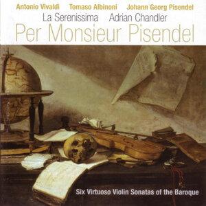 Per Monsieur Pisendel - Six Virtuoso Violin Sonatas Of The Baroque
