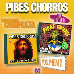 Pibes Chorros:Discografía Completa Vol.1