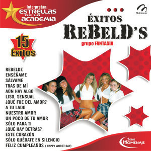 Éxitos Rebeld's