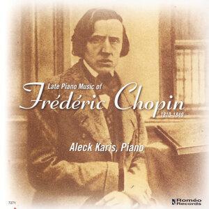 Late Piano Music Of Fredric Chopin