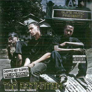 Tha Definition - chopped not slopped