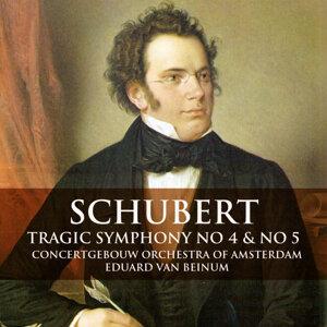 Schubert: Tragic Symphony No 4 & No 5