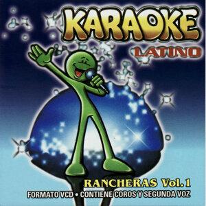 Karaoke Latino Rancheras Vol. 1