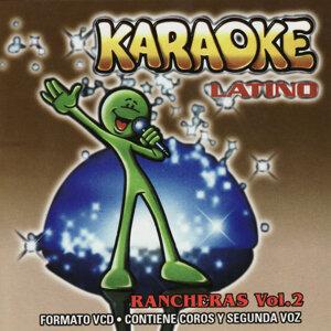 Karaoke Latino Rancheras Vol. 2