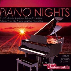 Romantic Instrumentals: Piano Nights