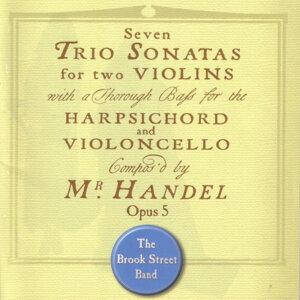 Handel: Seven Trio Sonatas, Opus 5