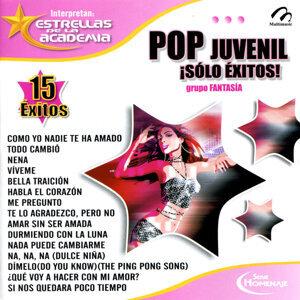 Pop Juvenil ¡Sólo Éxitos!