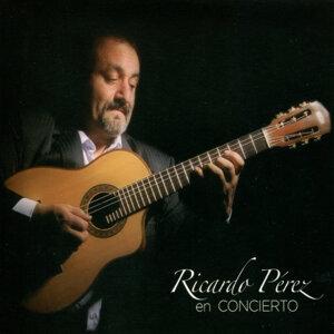 Ricardo Pérez en Concierto