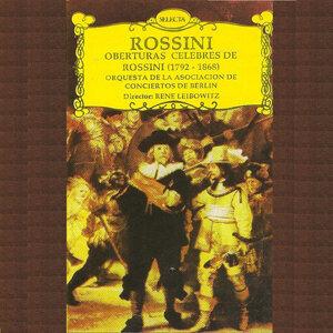 Rossini: Oberturas celebres de Rossini