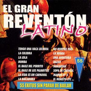 El Gran Reventón Latino 55 Éxitos Sin Parar de Bailar