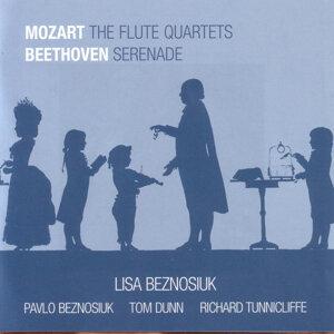 Mozart: The Flute Quartets / Beethoven: Serenade