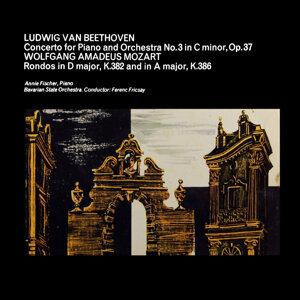 Beethoven Concerto For Piano/ Mozart Rondos In D Major
