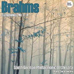 Brahms: Symphonies No. 1 - 4