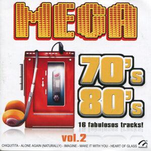 Mega 70's - 80's, Vol. 2