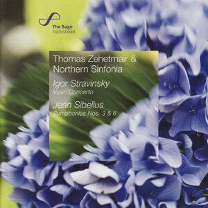 Sibelius: Symphony No. 3 & Symphony No. 6 - Stravinsky: Concerto for Violin and Orchestra